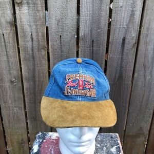 Vintage Levi's Red Tab Men's Strapback Hat